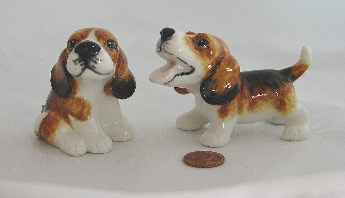 Beagle Salt And Pepper Shaker Set