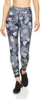 Dharma Bums Women's Night Bird High Waist Printed Legging - 7/8