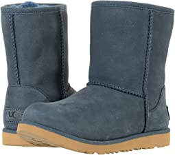 UGG Kids - Classic Short II Waterproof (Little Kid/Big Kid)