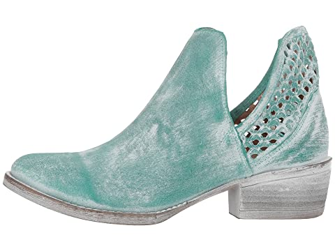 Outlet Big Sale High Quality Cheap Online Corral Boots Q5026 Turquoise Clearance Countdown Package Sale New Styles qR9lJ