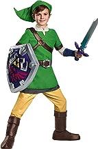 Legend Of Zelda Link Deluxe Costume for Kids