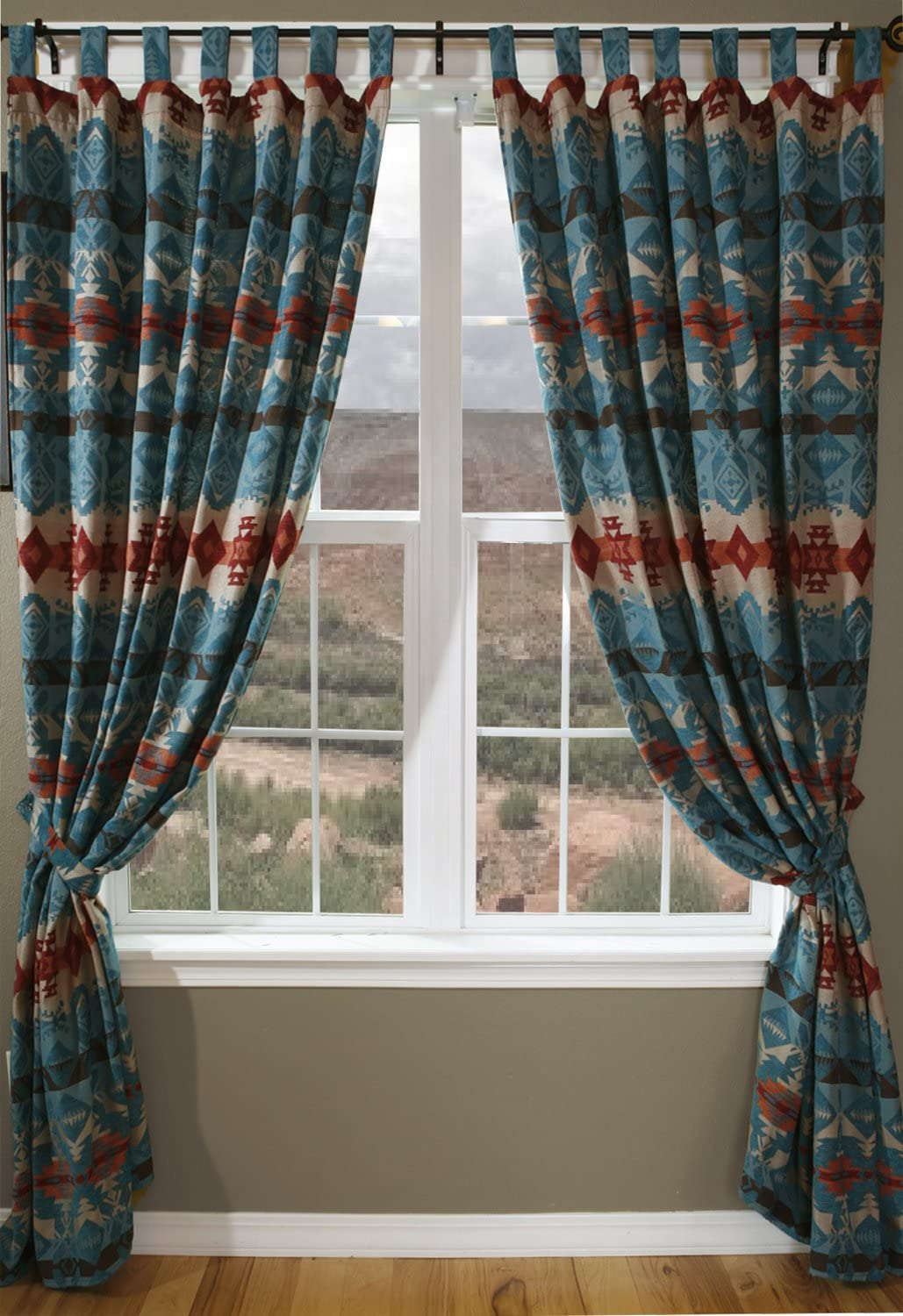 Carstens Turquoise Drapes Spasm price Limited price sale Chamarro
