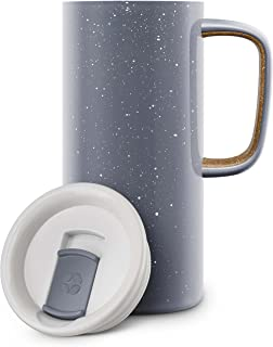 Ello Campy Vacuum-Insulated Stainless Steel Travel Mug