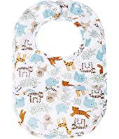 Mud Pie - Go Wild Animal Laminated Bib