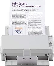 $295 » Fujitsu SP-1120N Duplex Document Image Scanner, White