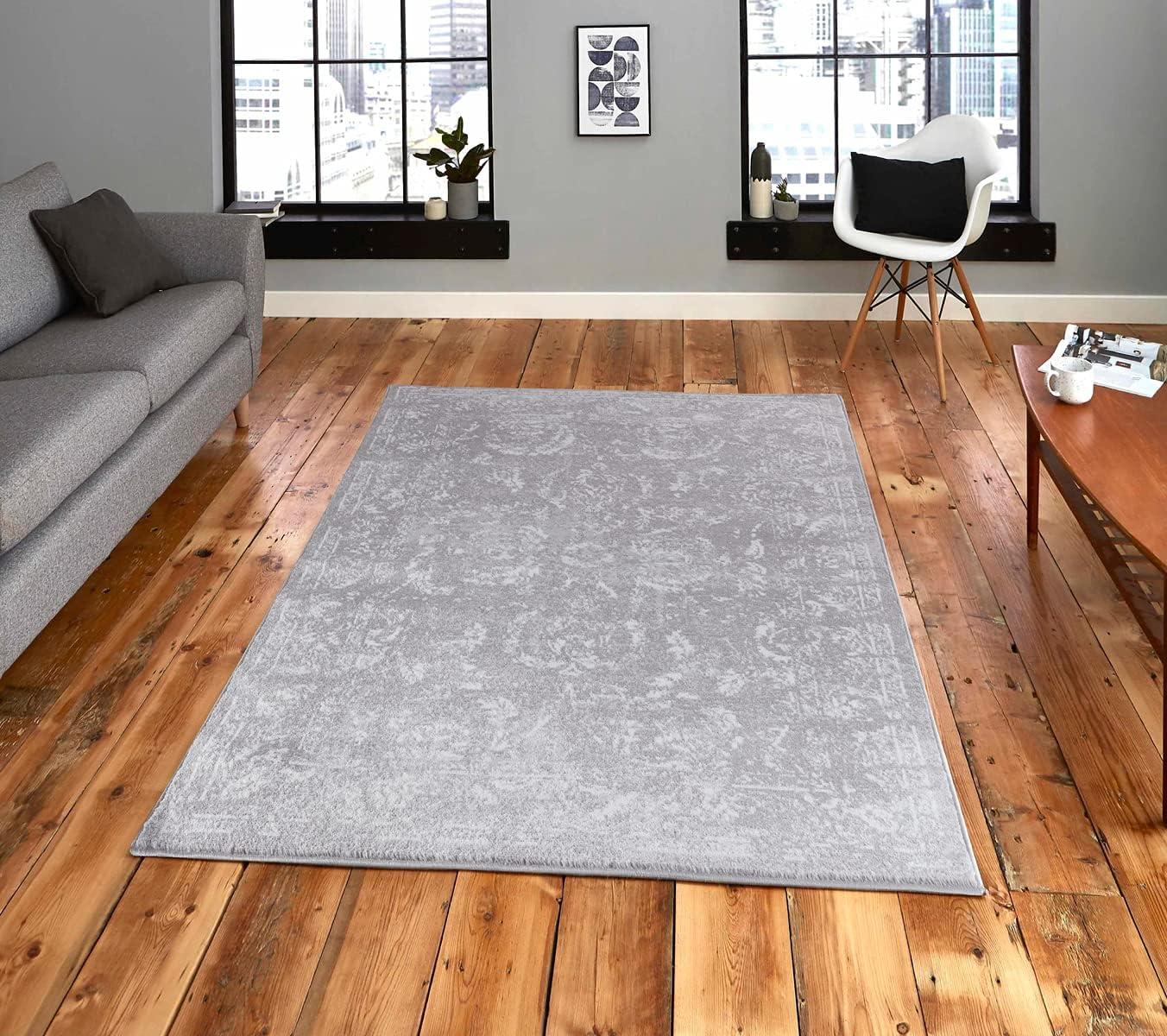 The Sofia Rugs Atlantis 8x10 Area Decor List price Home Gray Rug Sale special price Modern