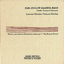 C.P.E. Bach: Gamba Sonatas & Fantasias