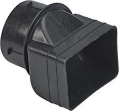 Mutual Industries 0465-0-0 Downspout Adapter, 3