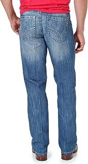 Wrangler 20X No. 42 Vintage Boot Cut Jeans, Light Blue, W34 L34