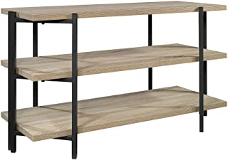 Sauder North Avenue Console, For TV's up to 42, Charter Oak finish