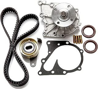 SCITOO Timing Belt Water Pump Kit Fit 1986-1992 Toyota Cressida Supra Supra Turbo 3.0L DOHC