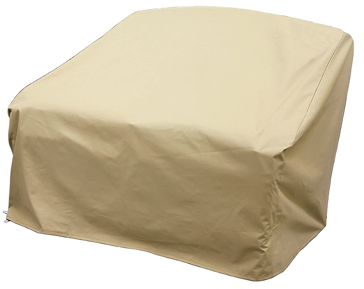 Modern Leisure 7466 Love Seat Cover