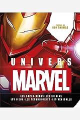 Univers Marvel Album Paperback