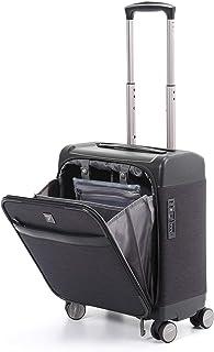Uniwalker スーツケース 機内持込可 超軽量 キャリーケース TSAロック 静音8輪 トランク 小型 旅行 出張 ビジネス キャリーバッグ 防水加工