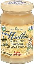 Mielbio, Honey Mandarin Raw Organic, 10.58 Ounce