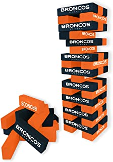Wild Sports NFL Table Top Desk Stackers Game, 3