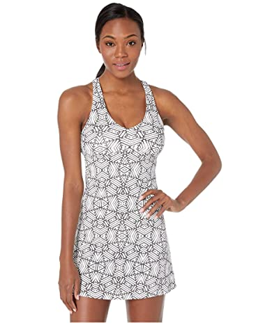 Carve Designs La Jolla Dress (White Tile) Women