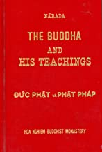 The Buddha and His Teaching (English and Vietnamese Edition)