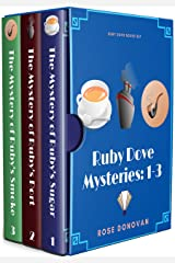 Ruby Dove Mysteries: 1-3 Kindle Edition