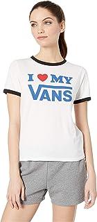 Vans Women's VANS LOVE RINGER Tees And T-Shirts