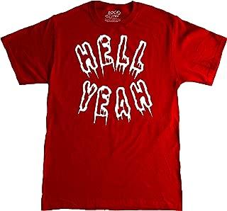 Rock Scythe - Hell Yeah Adult T-Shirt Tee