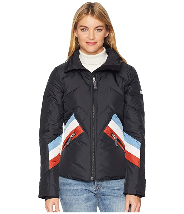 Obermeyer The Dusty Down Jacket (Black) Women