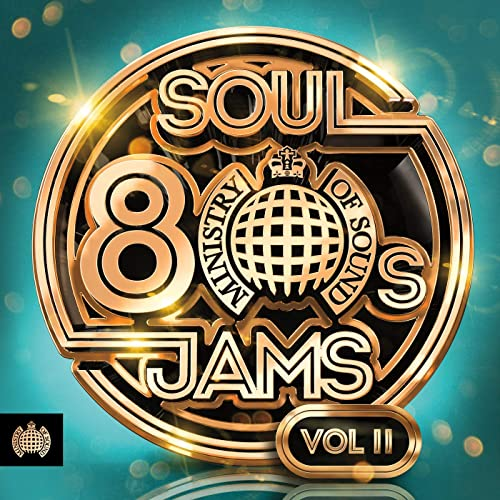 80s Soul Jams Vol  II - Ministry of Sound