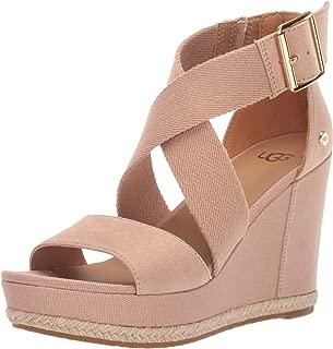 UGG Women's Calla Wedge Sandal