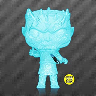Funko Pop! TV: Game of Thrones- Crystal Night King w/Dagger in Chest Action Figure - 45233