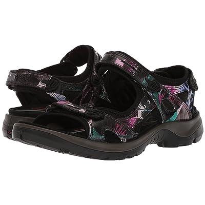 ECCO Sport Yucatan Sandal (Orchid) Women