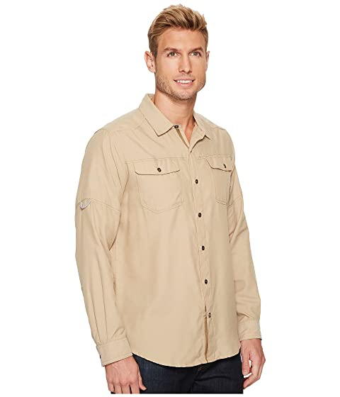 Sleeve Peak Pilsner Long Shirt II Columbia 54gwdqI4x