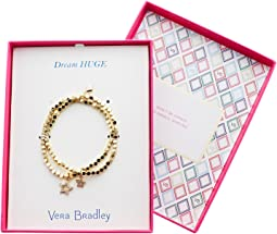Vera Bradley - Dream Huge Bracelet Set