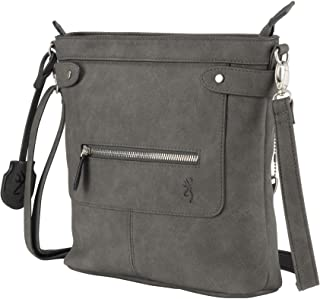Concealed Carry Purse with Lock, Internal Pockets,...