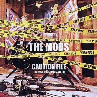 CAUTION FILE - THE MODS ROCKAHOLIC BEST2-