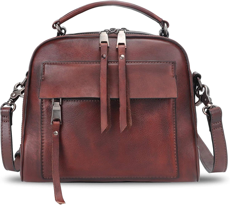 Genuine Leather Sale SALE% OFF shop Satchel Purse for Retro Women Handmade T Cowhide