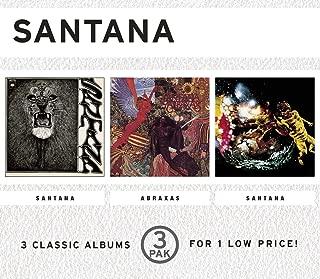 Santana/Abraxas/Santana III 3 Pak