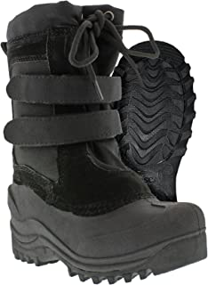 Itasca Kids Youth Little Pac Easy-on Winter Boot Snow
