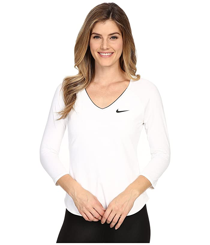 Alegre Mareo Español  Nike Court Pure Tennis Top | 6pm