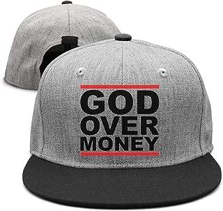 Best god over money snapback Reviews