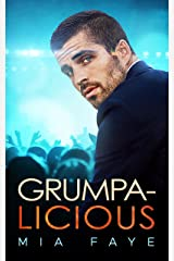 Grumpalicious: An Enemies to Lovers Fake Marriage Romance (The Bosshole Series) (English Edition) Format Kindle
