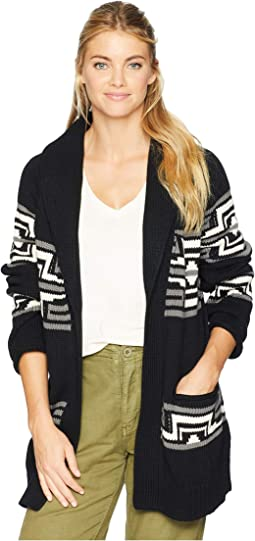 Las Cruces Cotton Cardigan