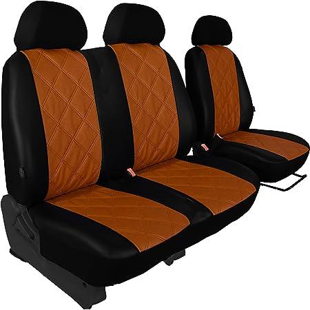 Maß Sitzbezüge Kompatibel Mit Mercedes Sprinter W906 1 2 Fahrer Mit Doppelsitzbank Ab Bj 2006 2018 Farbnummer 902 Baby