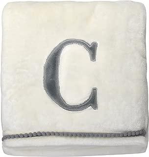 Little Starter K630497 Baby Blanket, White,; 30