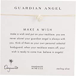 Make A Wish Guardian Angel Necklace