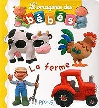 La Ferme (L'Imagerie Des Bebes) (French Edition)