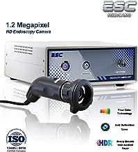 Esc Endoscopy Camera Hd Rigid Endoscope Ent Video Endoscopic Endocam w/Coupler Adapter 1.2 Megapixel Sony Ccd Sensor (Model : ENT3000U-NTSC)