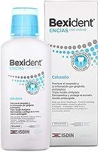Isdin Bexident Encías Uso Diario Colutorio, Previene el sangrado y la inflamación por gingivitis, Higiene bucal diaria 1 x 250 ml