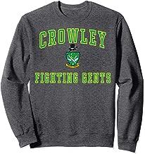 Crowley High School Fighting Gents Sweatshirt C1