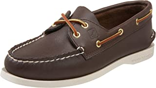 Best ladies brown leather boat shoes Reviews