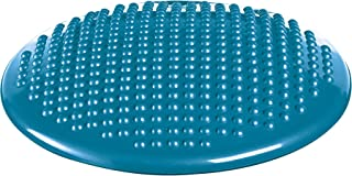 Gaiam Kids Balance Cushion,  Inflatable Wobble Disk Active Sitting Chair Seat Cushion with Inflation Needle